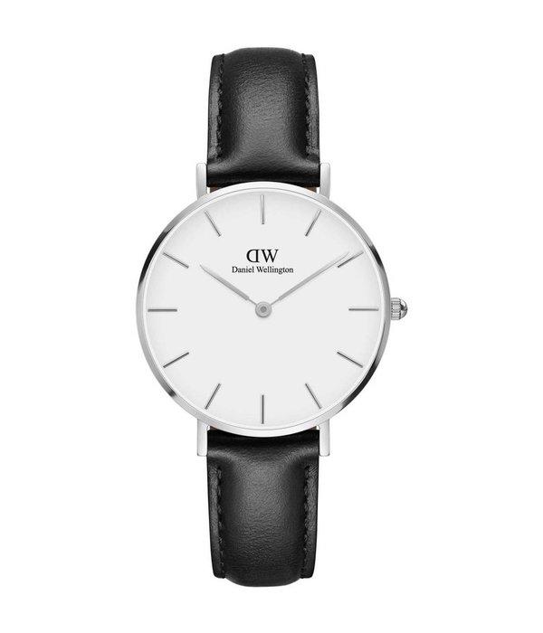 DANIEL WELLINGTON Classic Petite Sheffield DW00100186 - Ladies watch - Silver Colorful - 32mm