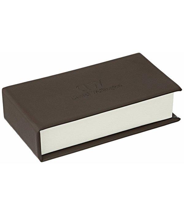 DANIEL WELLINGTON Classique Petite Sheffield DW00100186 - Montre femme - couleur argent - 32mm