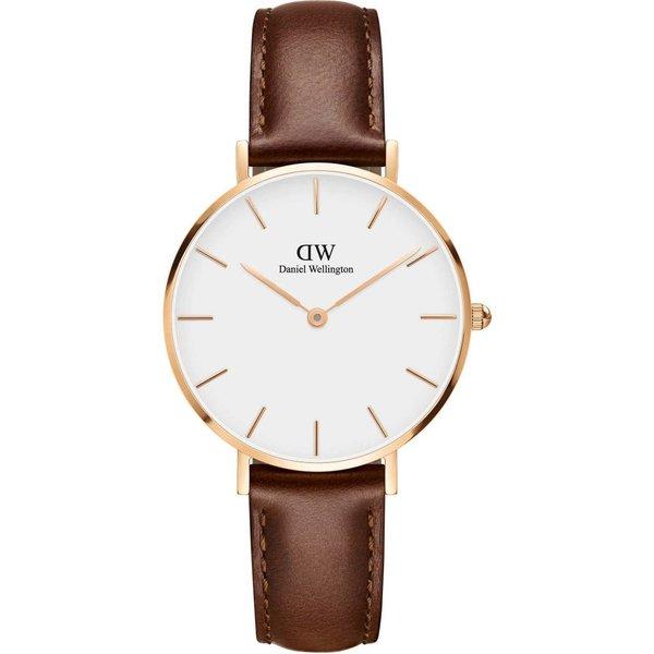 Classic Petite St Mawes DW00100175 - horloge - 32mm