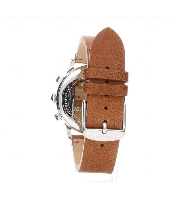 MASERATI  Ricordo Yacht-Timer R8871625005 - Montre - argent - 42mm