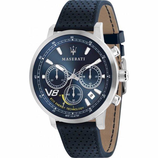 GT R8871134002 - horloge - eco energy - 44mm