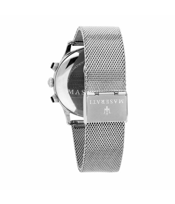 MASERATI  R8873625003 Ricordo - Uhr - Chronograph - Silber - 42mm