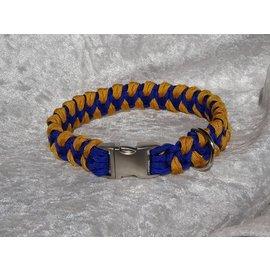 Caged Solomon Halsband Klickverschluss 2,5 cm breit