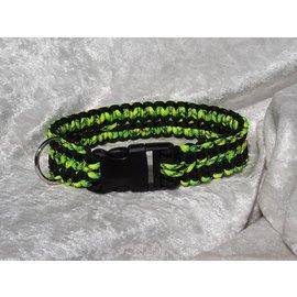 Wide Solomon Halsband Klickverschluss 4 cm breit