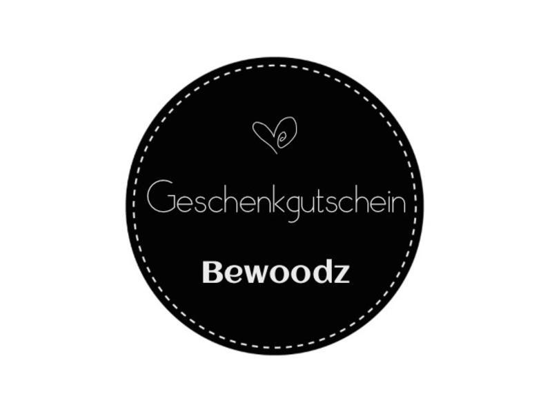 Bewoodz ® Holz-Sonnenbrille Geschenkgutschein