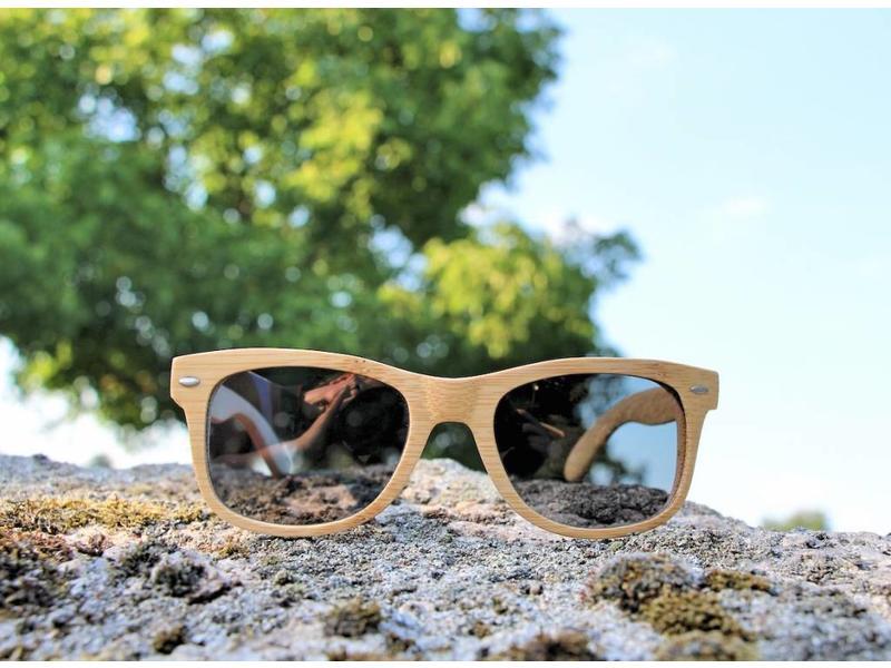 Bewoodz ® Bambus Sonnenbrille 'Goodlife'