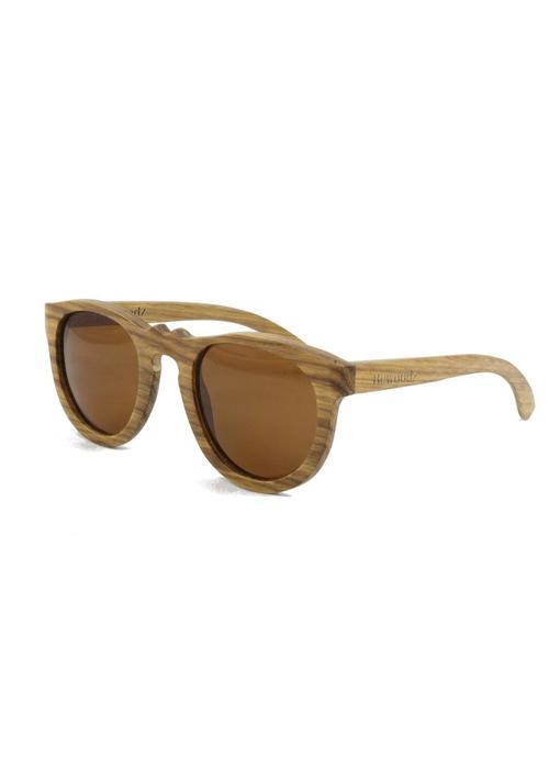 Bewoodz ® Holz Sonnenbrille 'Saint Tropez'