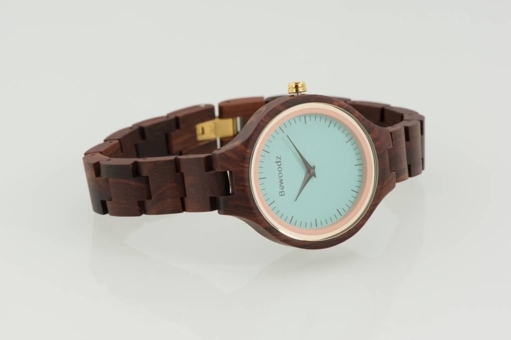 Armbanduhr Holz Damen