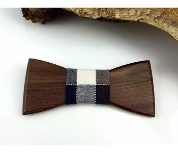 Bewoodz ® Fliege aus Holz - Holzfliege