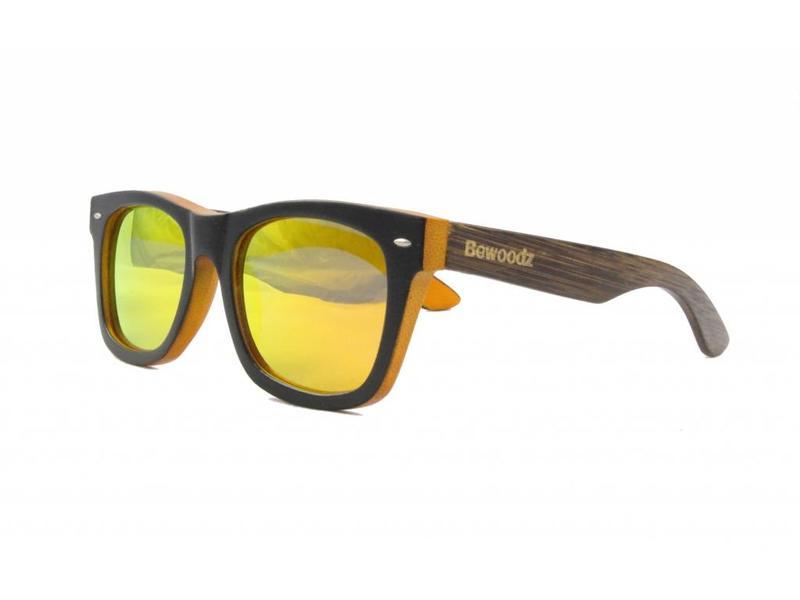 Bewoodz ® Holz Sonnenbrille Kitzbühel