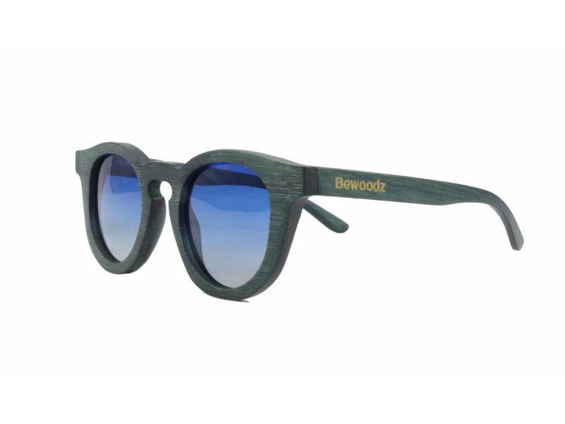 Bewoodz ® Holz Sonnenbrille 'Oslo'