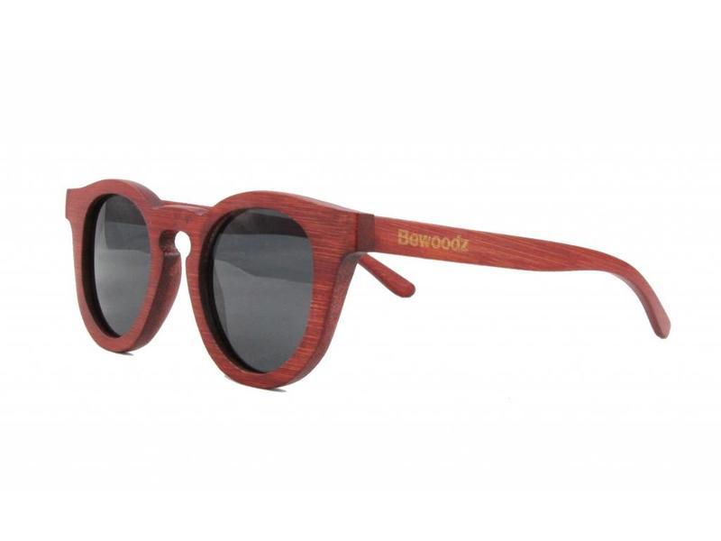 Bewoodz ® Holz Sonnenbrille 'Sevilla'