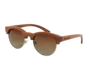 Bewoodz ® Holz Sonnenbrille 'Manhattan'