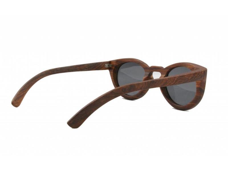 Bewoodz ® Holz Sonnenbrille 'Santa Monica'