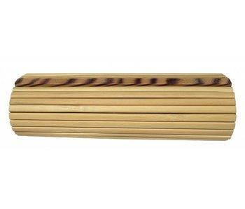 Bewoodz ® Brillenetui aus Holz - Bambus - Oval