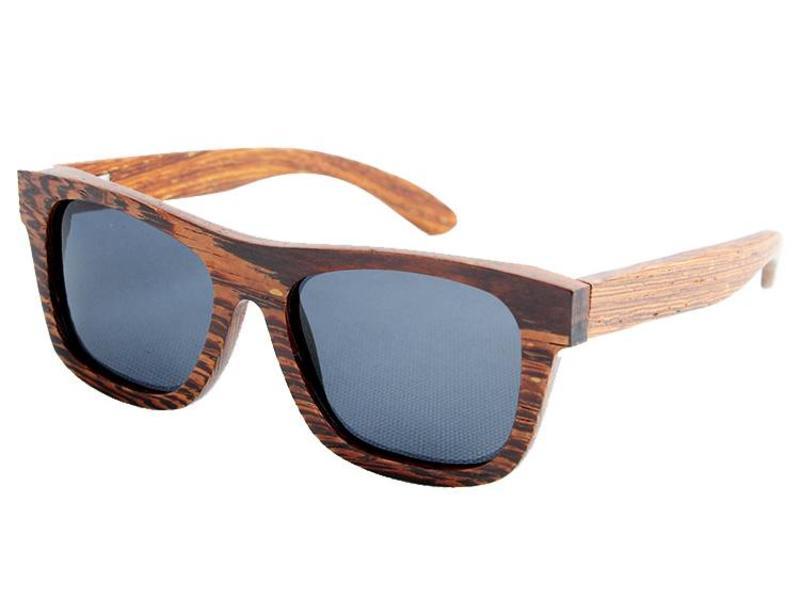 Bewoodz ® Holz Sonnenbrille 'Reykjavik'