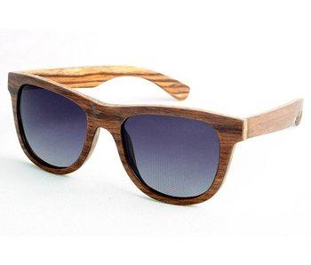 Bewoodz ® Holz Sonnenbrille 'Hamburg'