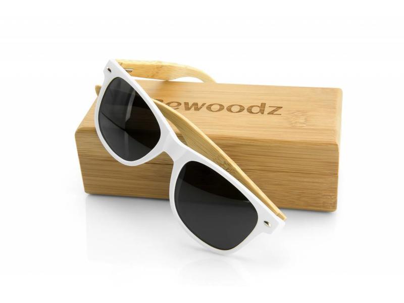 Bämbuu ® Bambus Sonnenbrille 'Tomorrowland' - Bambusbügel