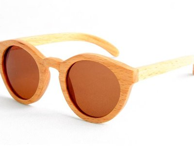 Bewoodz ® Holzsonnenbrille 'Toulouse'