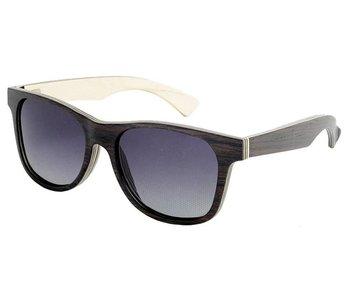 Bewoodz ® Holz Sonnenbrille 'Kiruna'