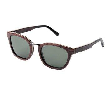 Bewoodz ® Holz Sonnenbrille 'Lyon'