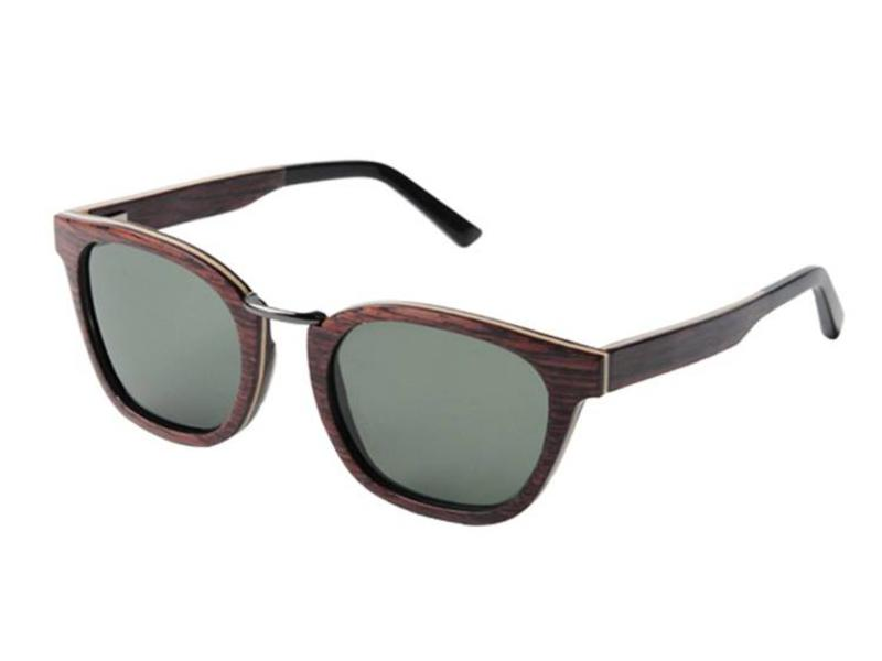 Bewoodz ® Holzsonnenbrille 'Lyon'