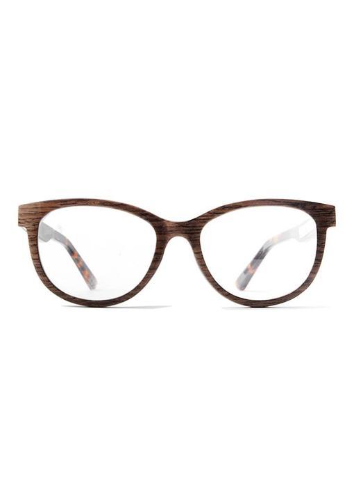 Bewoodz ® Holzbrille 'Lissabon'