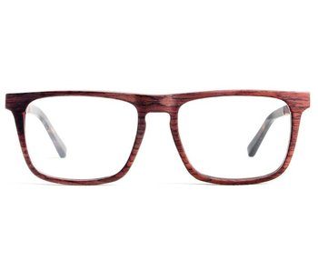 Bewoodz ® Holzbrille 'Monteverde'