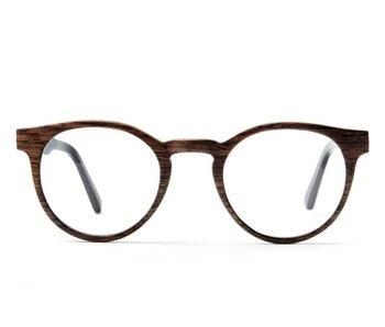 Bewoodz ® Holzbrille 'Orléans'