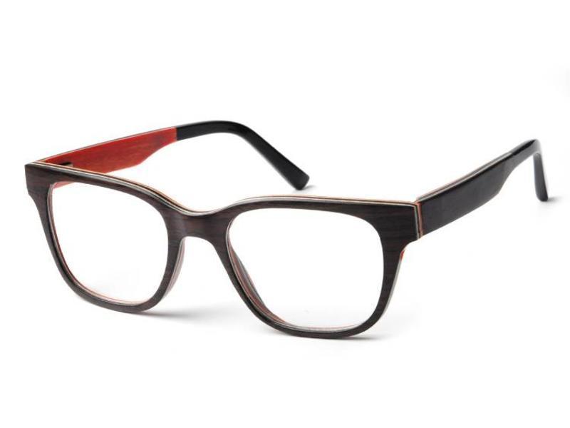 Bewoodz ® Holzbrille 'Aarhus'