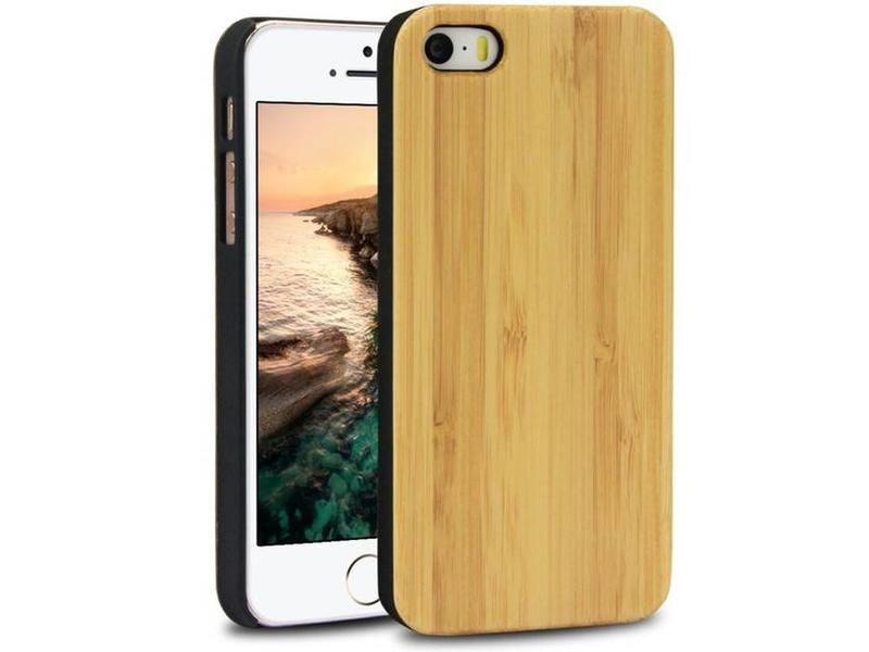 Bewoodz Handyhülle aus Holz für das iPhone 5s
