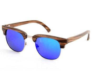 Bewoodz ® Holzsonnenbrille 'Köln'