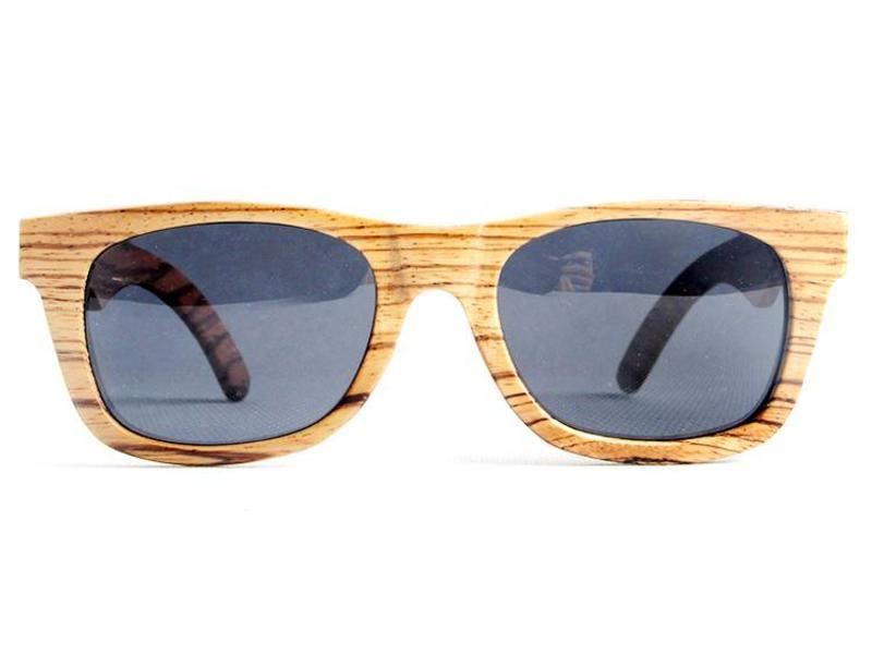 Bewoodz ® Holz Sonnenbrille 'München'