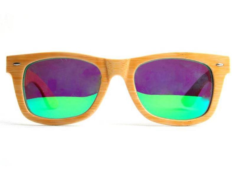 Bewoodz ® Bambus Sonnenbrille 'Glastonbury'