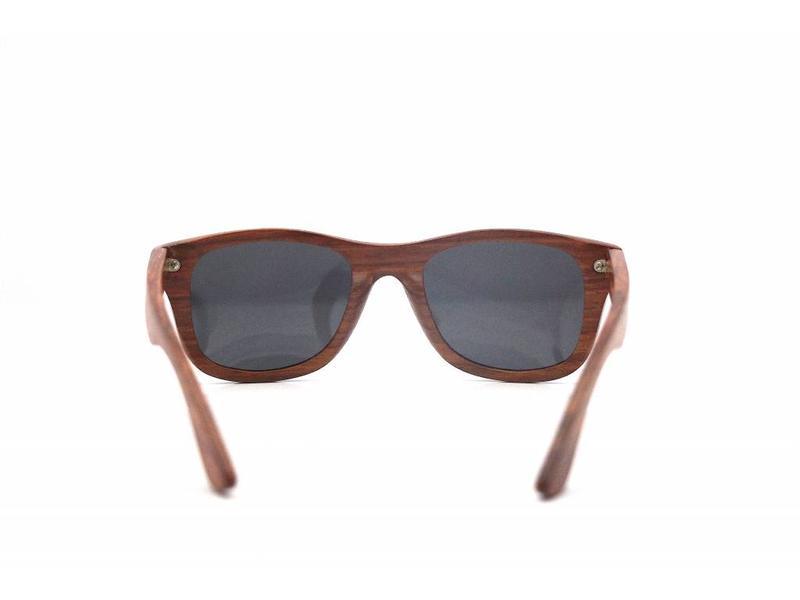 Bewoodz ® Holz Sonnenbrille 'Boston Browns'
