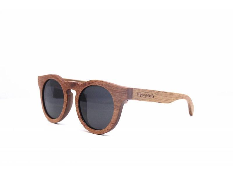 Bewoodz Holz Sonnenbrille 'San Francisco'