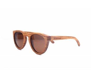 Bewoodz ® Holz Sonnenbrille 'Monaco'