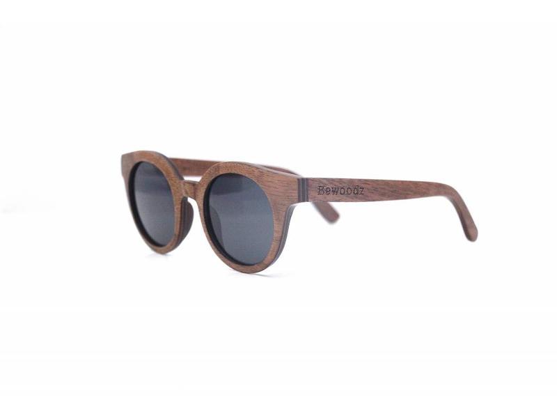 Bewoodz ® Holzsonnenbrille 'Florence'