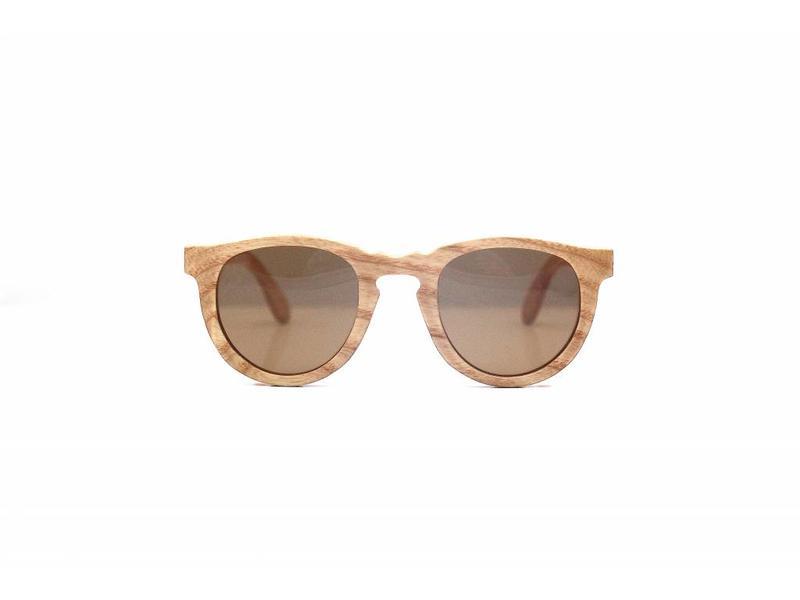 Bewoodz ® Holzsonnenbrille 'Loire'