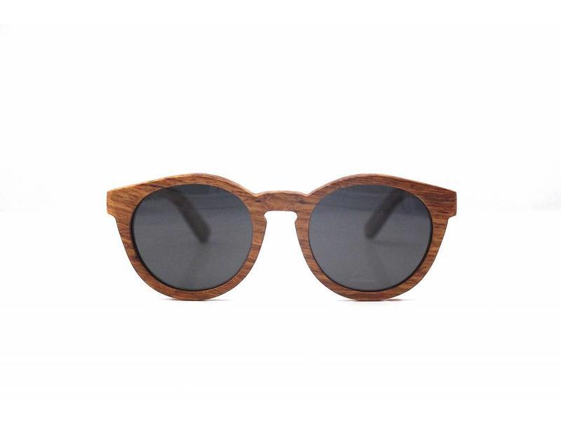 Bewoodz ® Holzsonnenbrille 'Bordeaux'