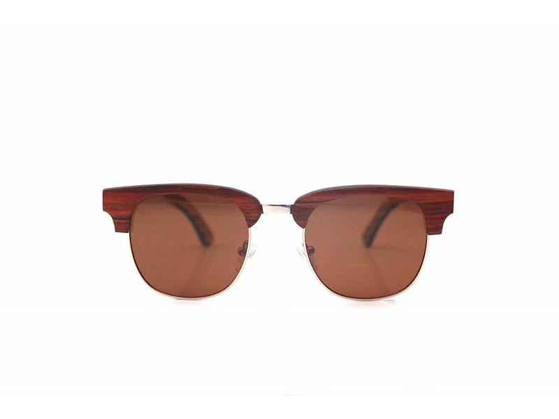 Bewoodz ® Holzsonnenbrille 'Williamsburg'