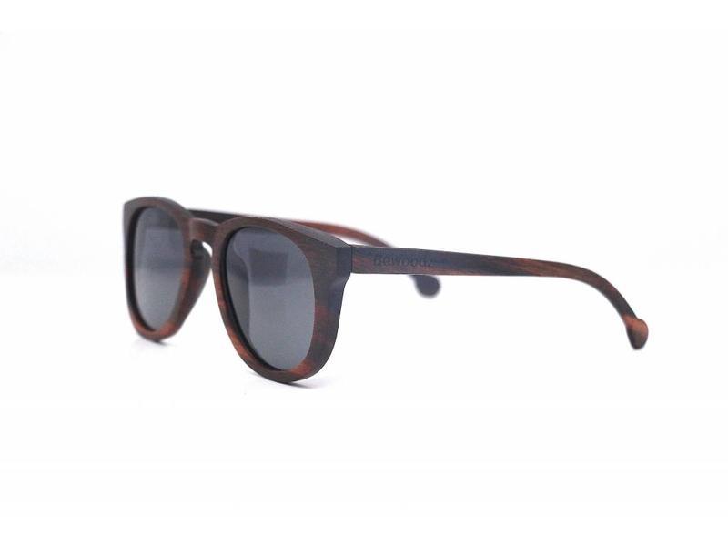 Bewoodz Holz Sonnenbrille 'Nevada'
