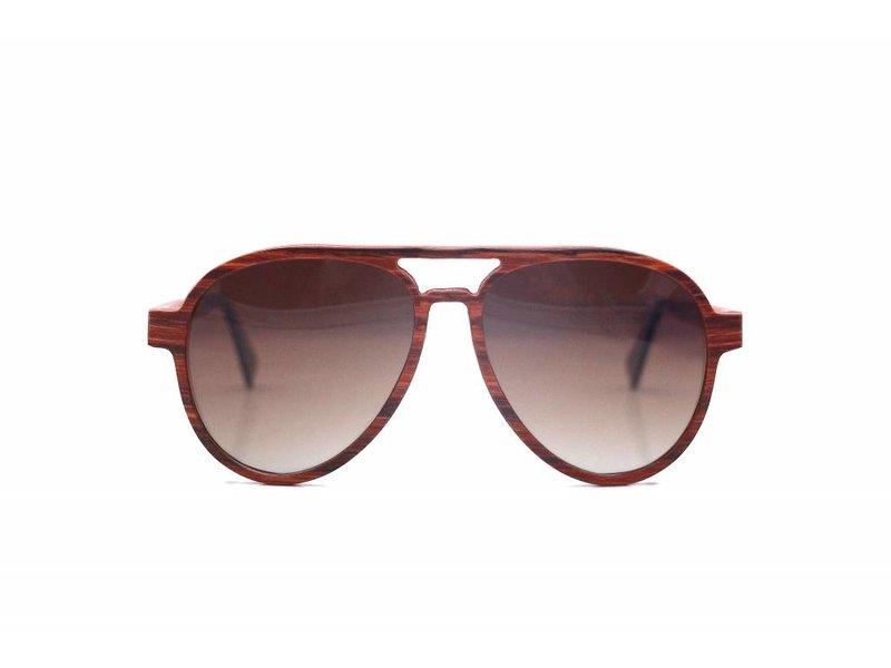 Bewoodz Holz Sonnenbrille 'Arizona'