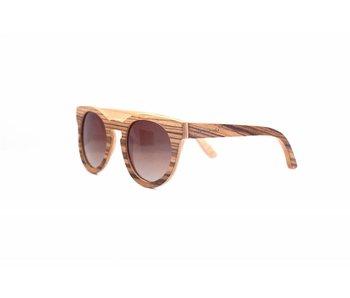 Bewoodz Holz Sonnenbrille 'Honolulu'