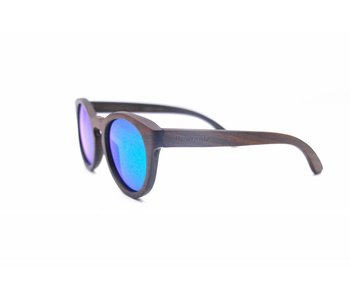 Bewoodz Holz-Sonnenbrille 'Adelaide'