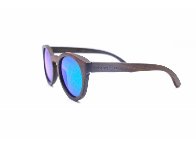 Bewoodz Holz-Sonnenbrille 'Adelaide'