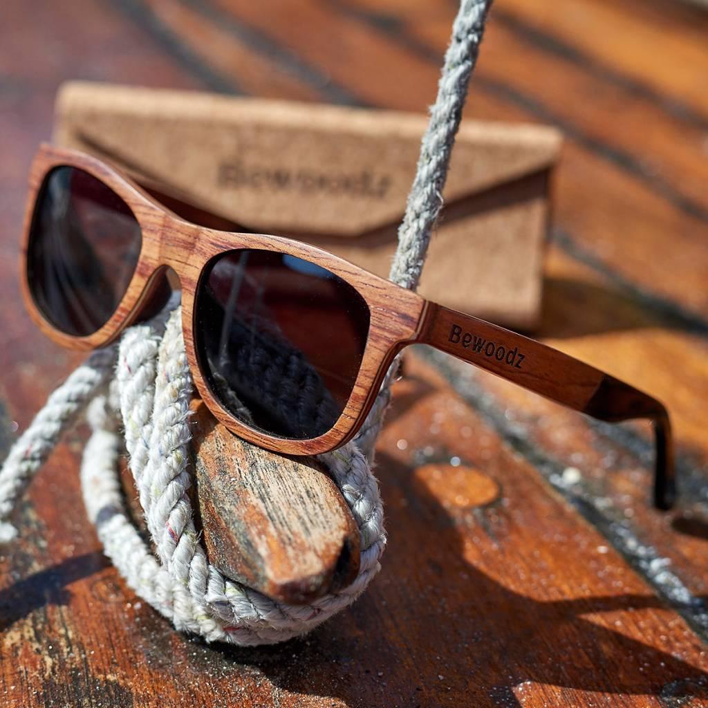 Holz Sonnenbrille Sehstärke