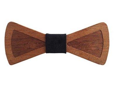 Bewoodz Holzfliege | Holz-Fliege in neuem Design