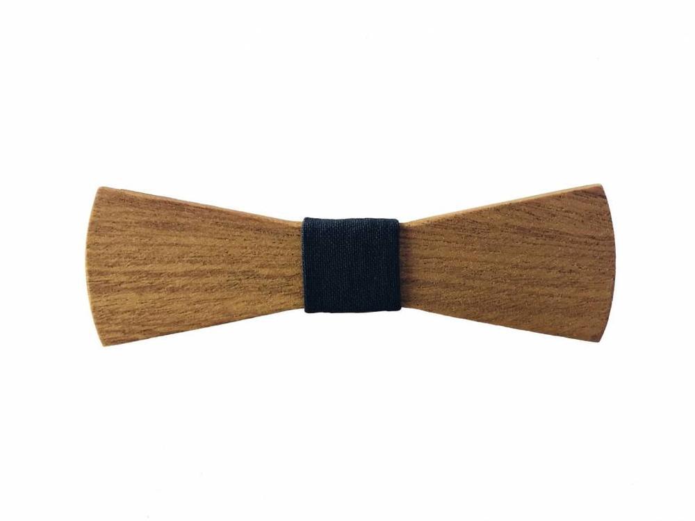 Bewoodz Holzfliege - Holz Fliege - Holzfliegen