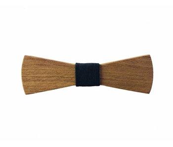 Bewoodz Holzfliege in edlem Style